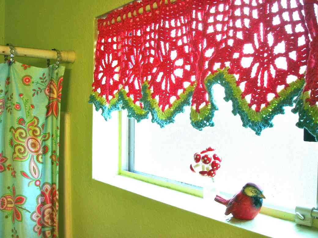 Luxury Crochet Kitchen Curtain Crochet Curtains Of Marvelous 47 Pictures Crochet Curtains