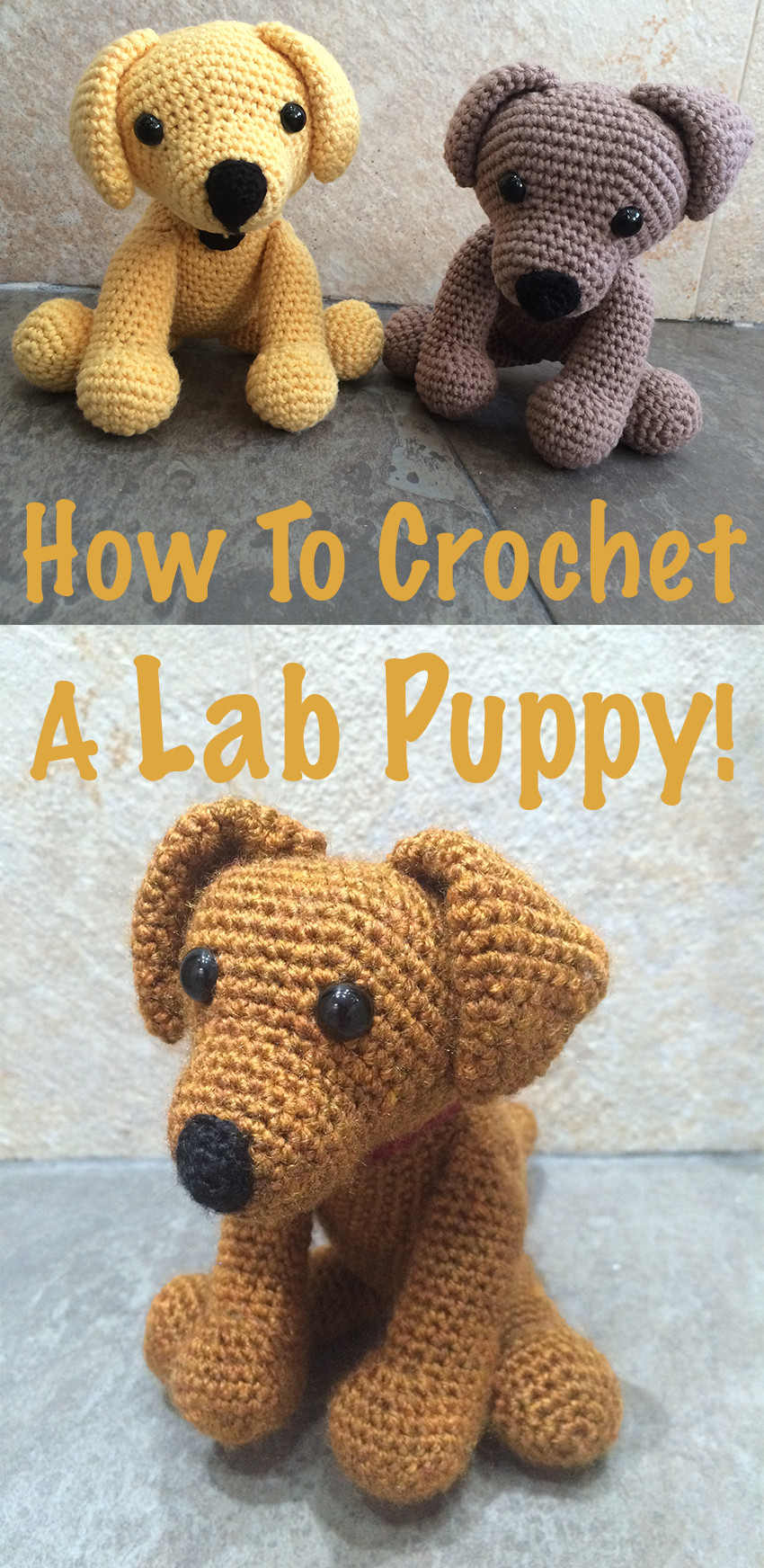 Luxury Crochet Labrador How to Make Your Own toy Dog the Crochet toys Of Amazing 46 Models Crochet toys