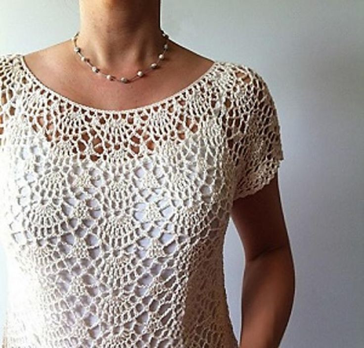 Luxury Crochet Lace top Pattern Crochet Blouse Of Superb 46 Models Crochet Blouse