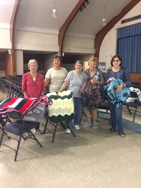 Crochet n Knitting Group St Michael s Church