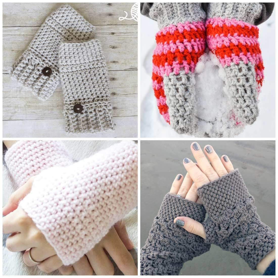 Luxury Crochet Patterns for Gloves with Fingers Dancox for Crochet Gloves with Fingers Of Brilliant 50 Pics Crochet Gloves with Fingers