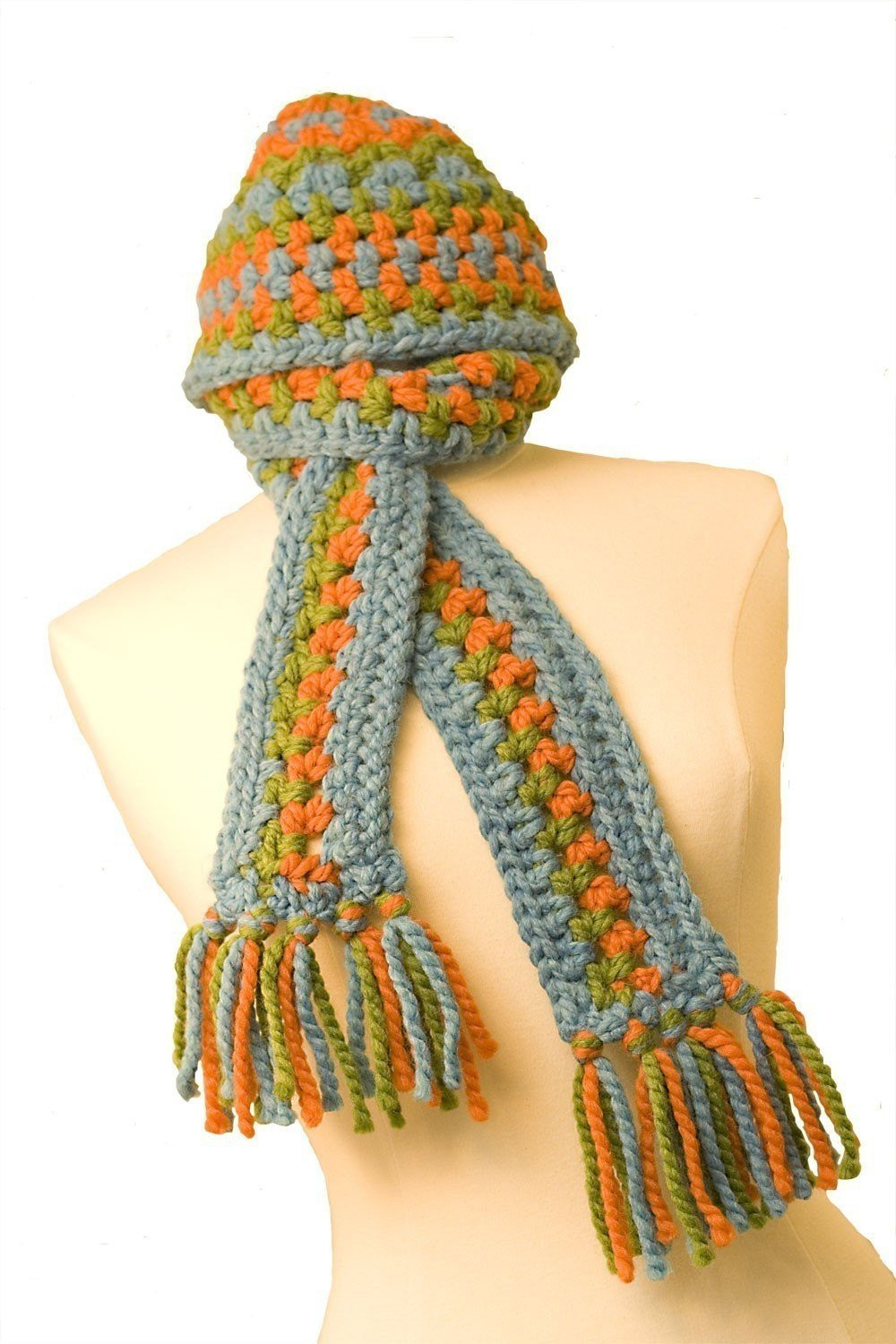 Luxury Crochet Scarf Patterns Find Free Patterns for Crocheting Crochet Hat and Scarf Of Superb 50 Pics Crochet Hat and Scarf
