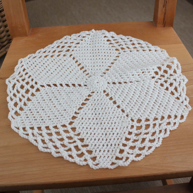 Luxury Crochet Table Mat Crochet Table Mat Of Gorgeous 47 Ideas Crochet Table Mat