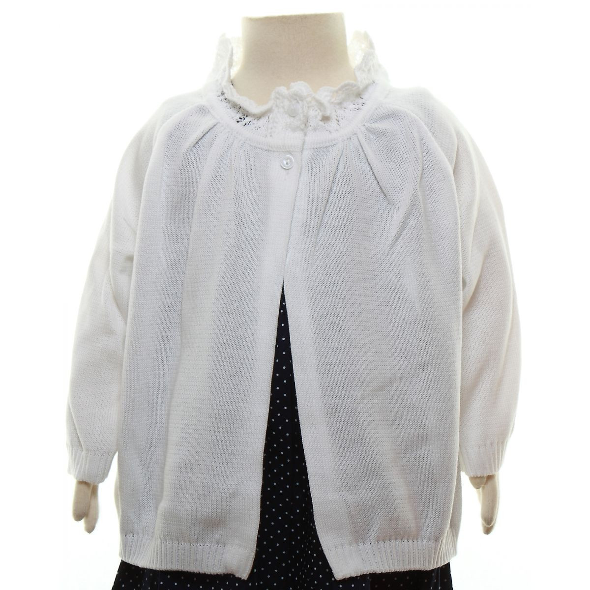 Luxury Crochet Trim Baby Girls White Cardigan White Crochet Sweater Of Wonderful 44 Ideas White Crochet Sweater