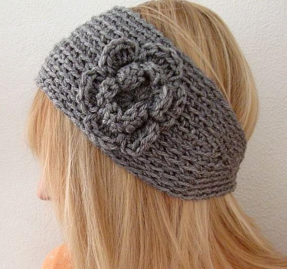 Luxury Crochet Wide Bohemian Head Warmer Gray Crochet Head Warmer Of Fresh 39 Photos Crochet Head Warmer