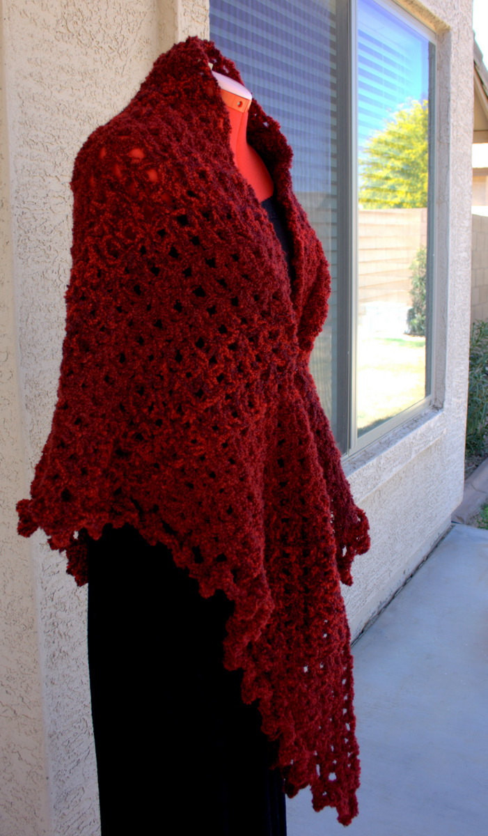 Luxury Crochet Wrap Pattern Boucle Wrap Crochet Crochet Shop Of Lovely 48 Images Crochet Shop