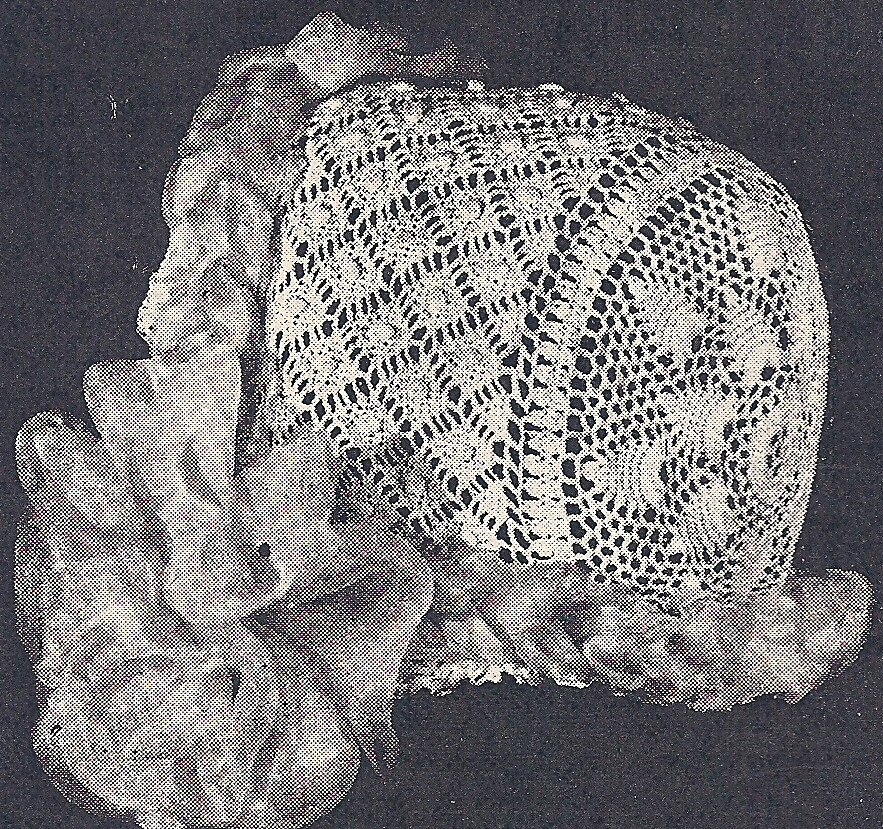 Luxury Crocheted Baby Bonnet Patterns – Crochet Club Free Vintage Crochet Patterns Of New 41 Images Free Vintage Crochet Patterns