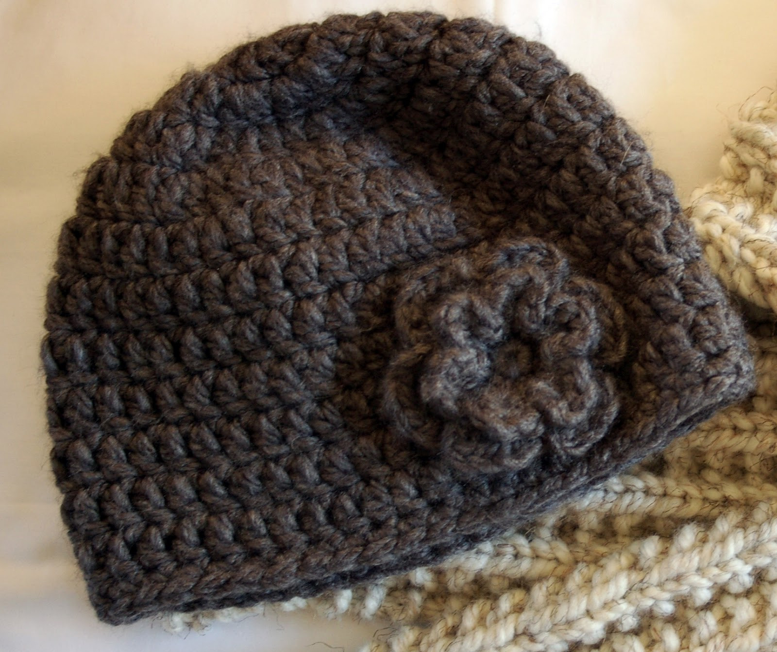 Luxury Crocheting the Day Away Tutorials and Free Patterns Simple Crochet Beanie Free Pattern Of Adorable 48 Images Simple Crochet Beanie Free Pattern