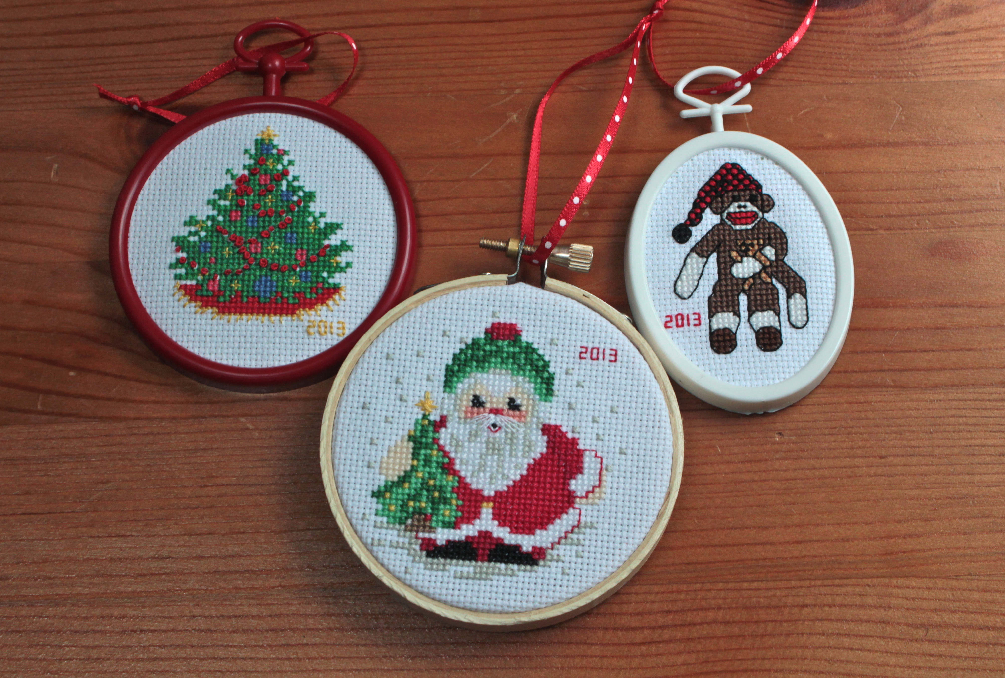 Luxury Cross Stitched Christmas ornaments Cross Stitch Christmas ornament Kits Of Gorgeous 46 Models Cross Stitch Christmas ornament Kits