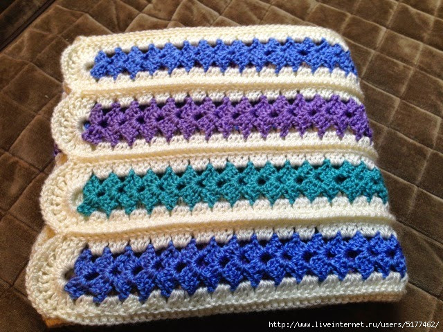 Luxury Пледы Mile A Minute Baby Afghan Обсуждение на Free Mile A Minute Crochet Patterns Of Marvelous 50 Pics Free Mile A Minute Crochet Patterns