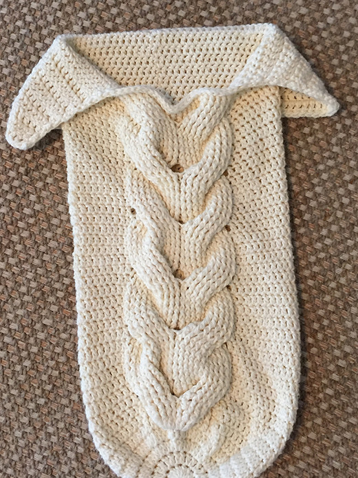 Luxury Daily Knitting Patterns Cabled Baby Cocoon Baby Cocoon Knitting Pattern Of Top 48 Models Baby Cocoon Knitting Pattern