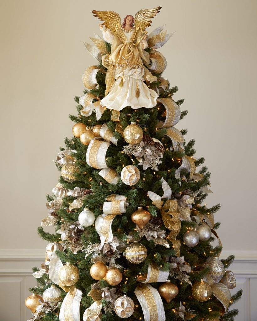 Luxury Divine and Beautiful Angel Christmas Decoration Ideas Christmas Tree and Decorations Of Delightful 50 Pictures Christmas Tree and Decorations