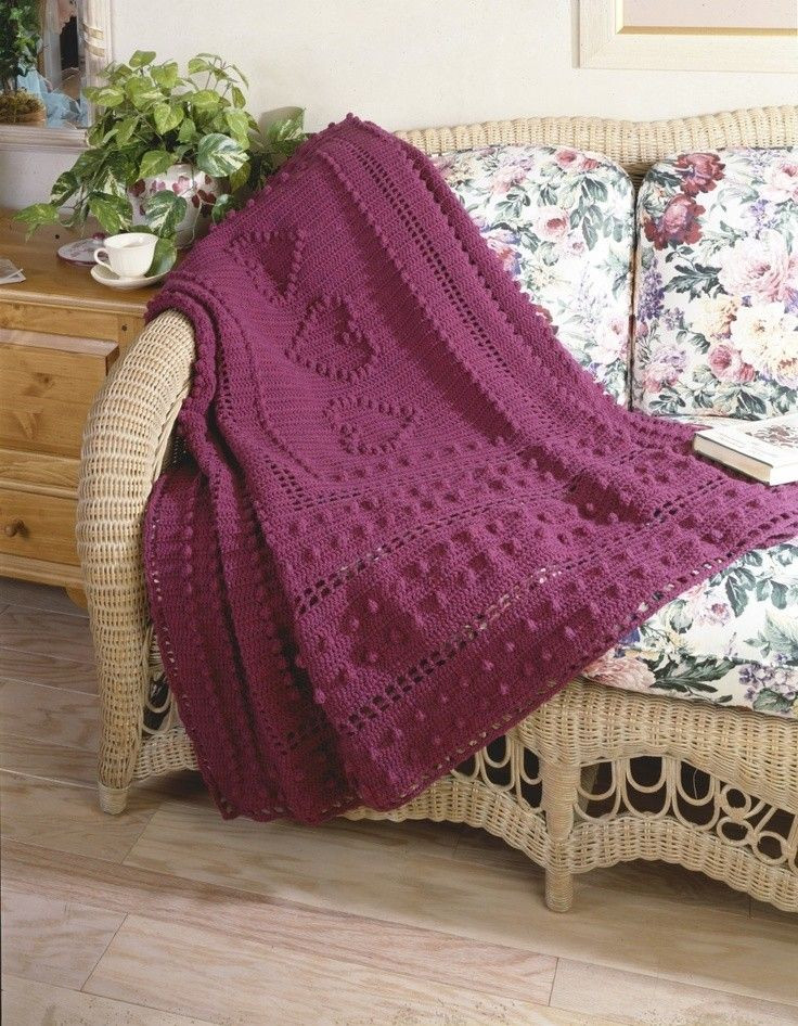 Luxury Diy Crochet Bobble Heart Blanket Free Knitting Pattern Free Crochet Lap Blanket Patterns Of Awesome 46 Images Free Crochet Lap Blanket Patterns