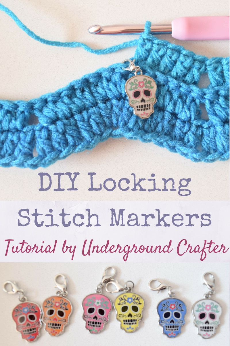 Luxury Diy Locking Stitch Markers for Crochet and Knitting Knitting Stitch Markers Of Gorgeous 48 Models Knitting Stitch Markers