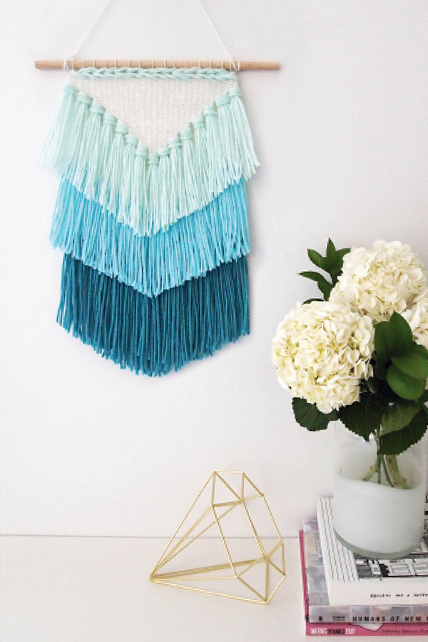 Luxury Diy Weaving How to Make A Tassel Wall Hanging Mollie Makes Weaving Wall Hanging Of Brilliant 43 Models Weaving Wall Hanging