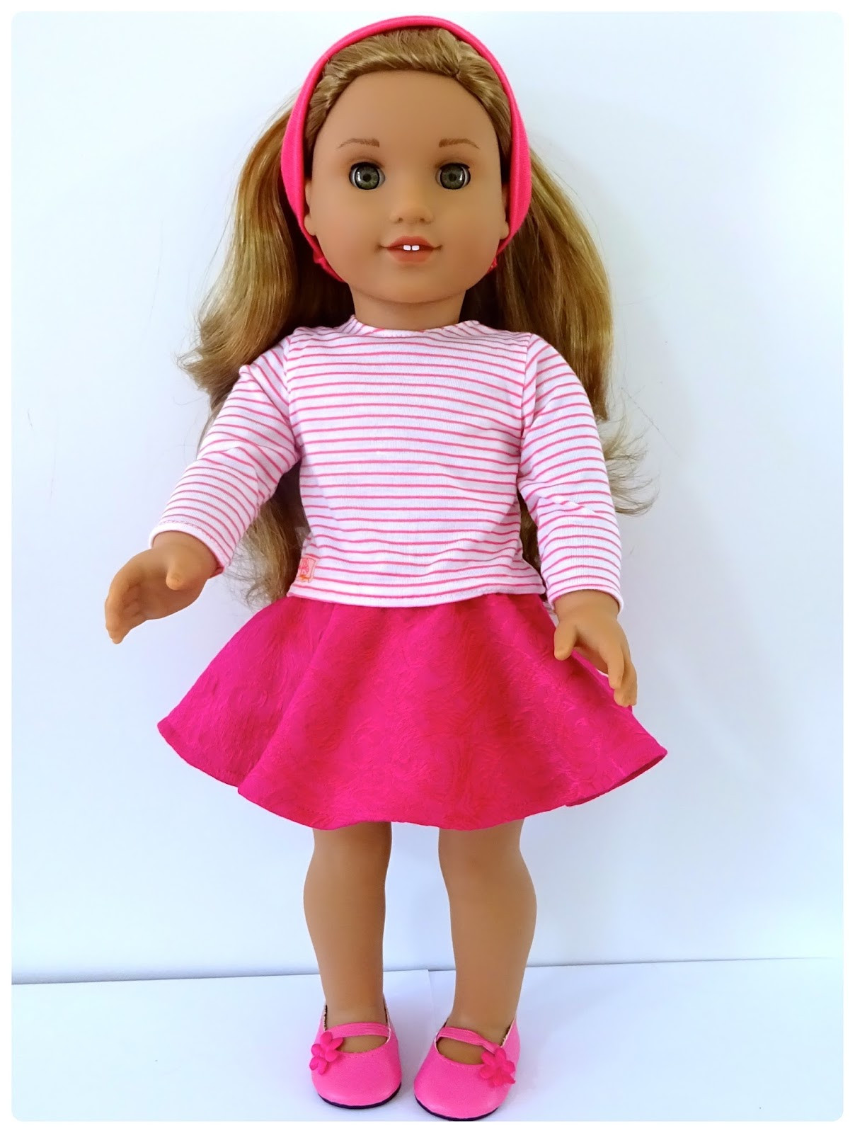 Luxury Doll Clothes Patterns by Valspierssews Skater Skirt Doll Free American Girl Doll Clothes Patterns Of Lovely 49 Models Free American Girl Doll Clothes Patterns