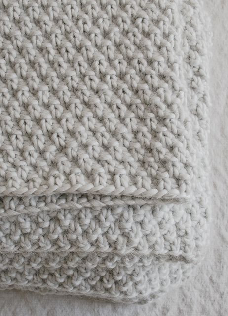 Luxury Double Seed Stitch Blanket by Purl soho Pattern Available Free Knitting Patterns for Throws Of Brilliant 46 Images Free Knitting Patterns for Throws