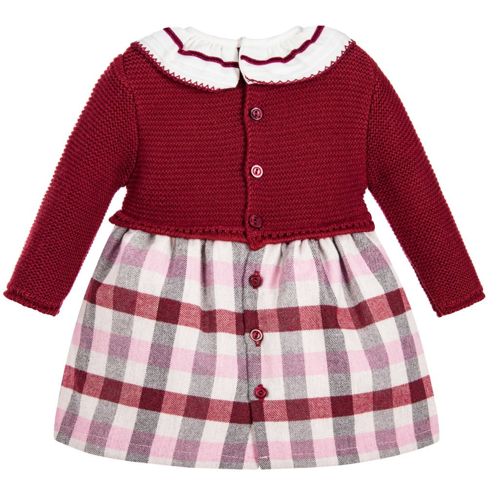 Luxury Dr Kid Baby Girls Red Knitted Dress Baby Girl Knitted Dress Of Incredible 47 Photos Baby Girl Knitted Dress