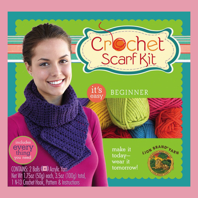 Luxury Dusty Rose Crochet Scarf Kit for Beginners Crochet Kits Beginners Crochet Kit Of Amazing 49 Photos Beginners Crochet Kit
