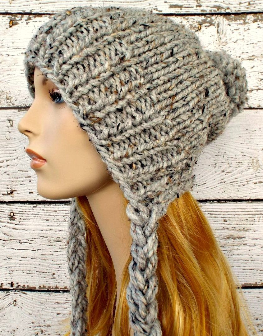 Luxury Earflap Hat Knitting Patterns Knit Hat with Ear Flaps Of Marvelous 50 Pics Knit Hat with Ear Flaps