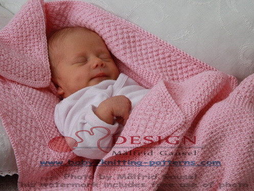 Luxury Easy Blanket Pattern Knitting Simple Knitted Baby Blanket Of Contemporary 44 Pics Simple Knitted Baby Blanket