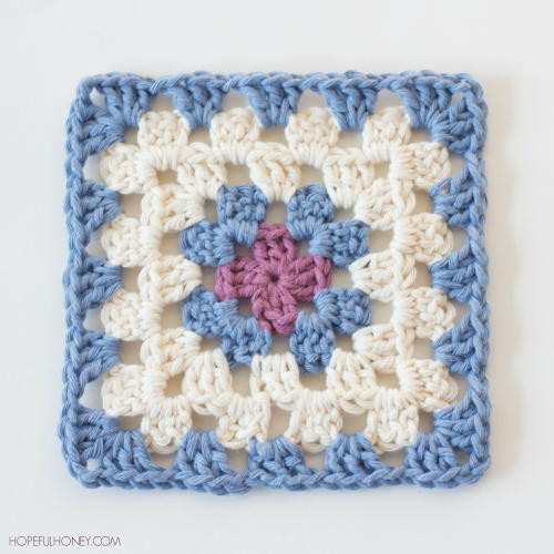 Luxury Easy Classic Granny Square Easy Granny Square Blanket Pattern Of Contemporary 40 Models Easy Granny Square Blanket Pattern