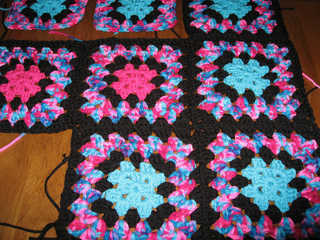 Luxury Easy Crochet Squares Easy Granny Square Pattern Of Amazing 41 Pictures Easy Granny Square Pattern