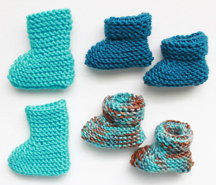 Luxury Easy Newborn Baby Booties [knitting Pattern] Gina Michele Baby Booties Knitting Pattern Of Awesome 47 Pics Baby Booties Knitting Pattern