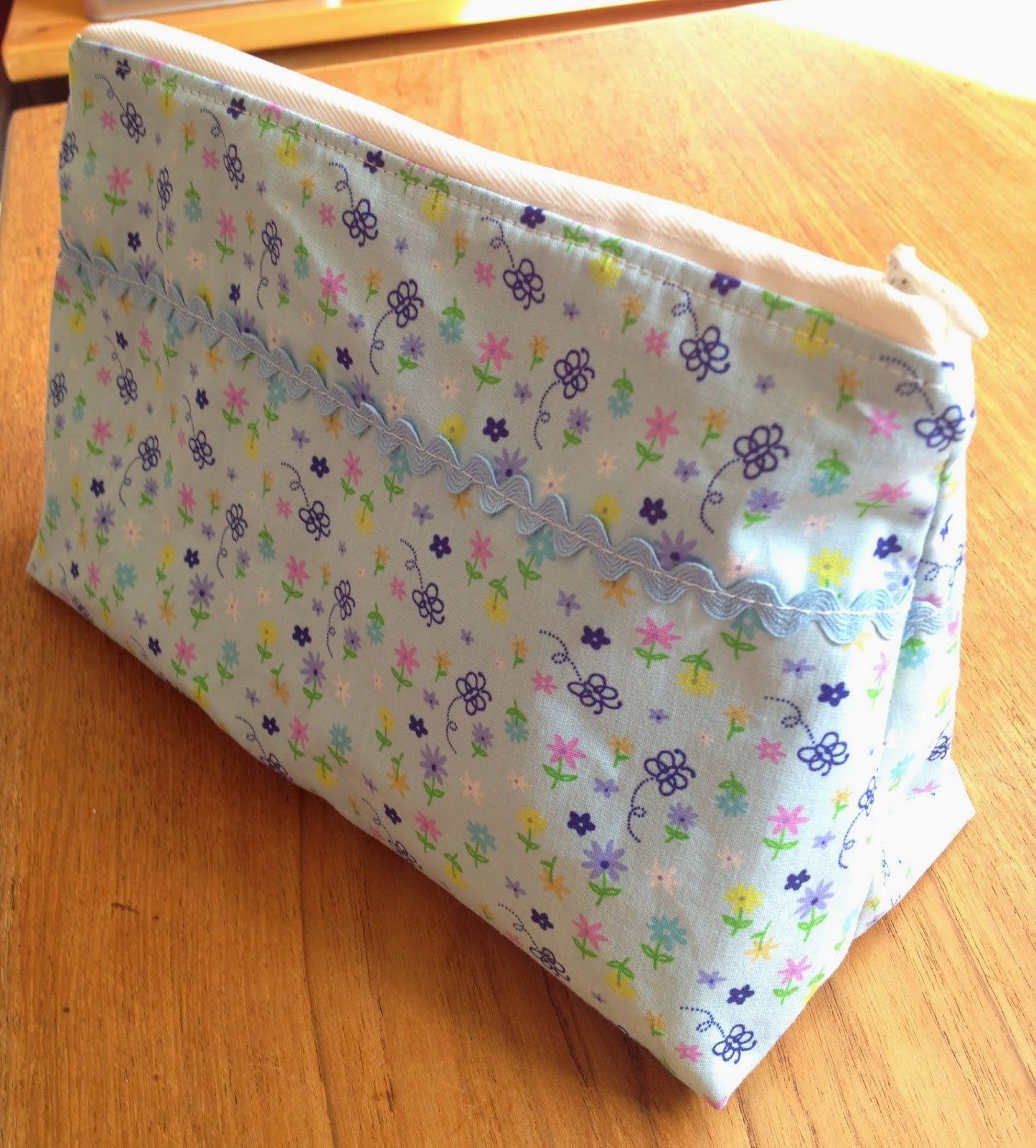 Luxury Easy Sew Cosmetic Bag Makeup Bag Pattern Of Wonderful 47 Photos Makeup Bag Pattern
