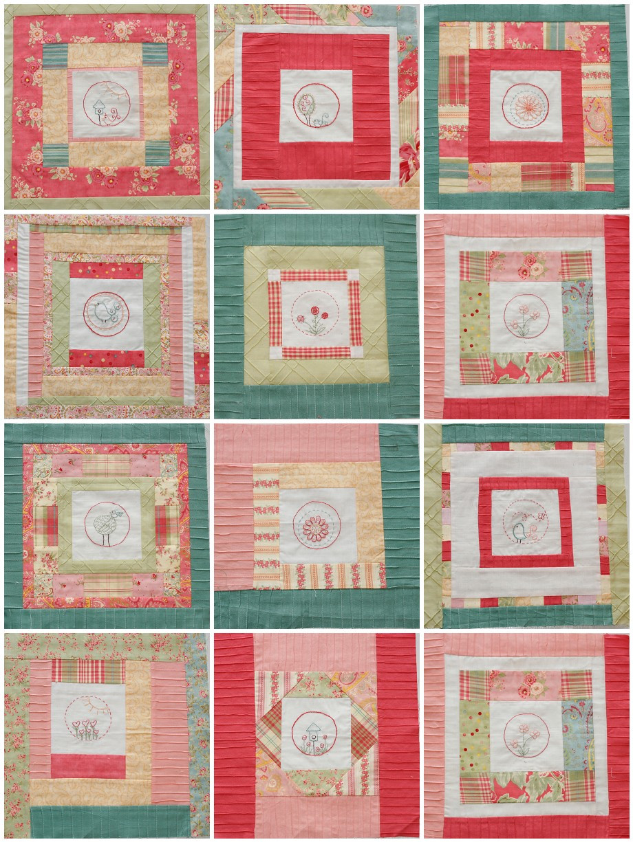 Luxury Embroidery Blocks – Coriander Quilts Embroidery Quilt Patterns Of Contemporary 50 Pictures Embroidery Quilt Patterns