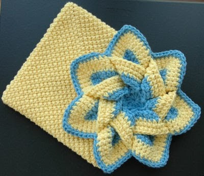Luxury Embroidery Garden Crocheted Flower Hot Pads Crochet Hot Pad Pattern Of Awesome 35 Pictures Crochet Hot Pad Pattern