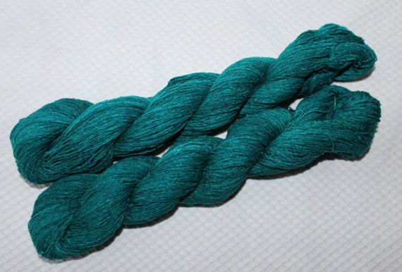 Luxury Emerald Green Bourette Silk Yarn Lace Weight 1 75oz 382 Yards Emerald Green Yarn Of Gorgeous 43 Pics Emerald Green Yarn