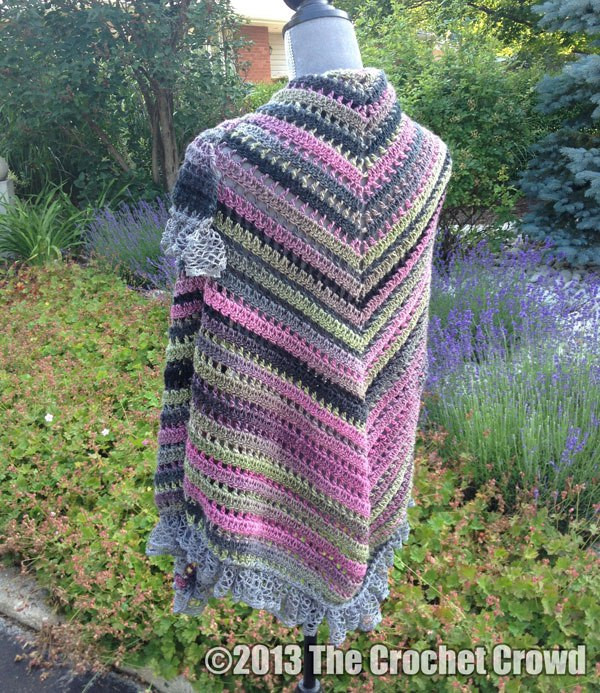 Luxury Exciting New Crochet Shawl 3 Balls Of Yarn Ly Crochet Crowd Patterns Of Perfect 49 Ideas Crochet Crowd Patterns