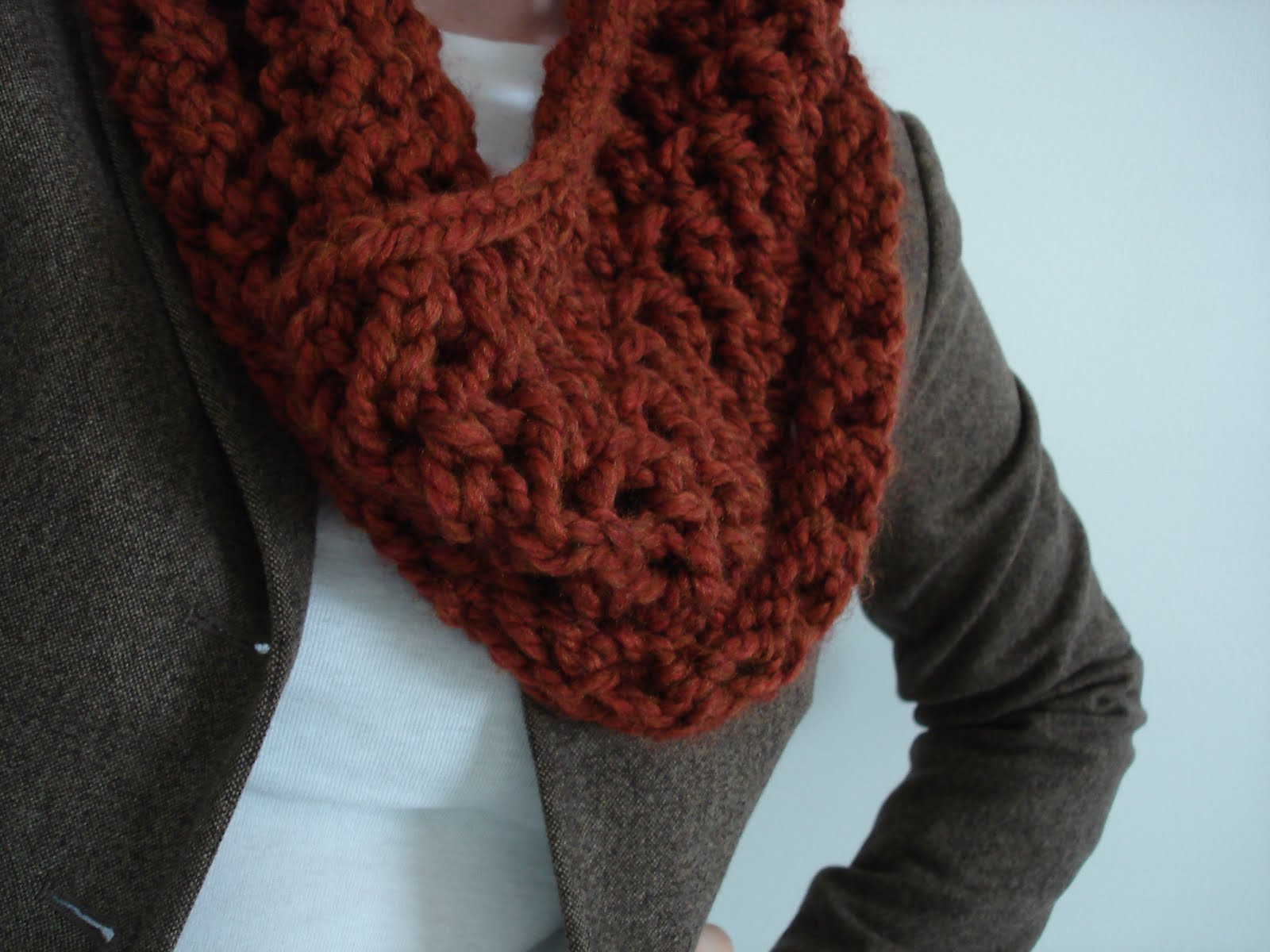 spicy little knit