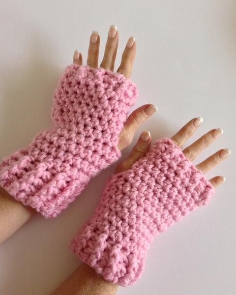 Luxury Fingerless Gloves Texting Mitts Free Pattern – Maggie S Fingerless Glove Crochet Pattern Of Amazing 48 Photos Fingerless Glove Crochet Pattern