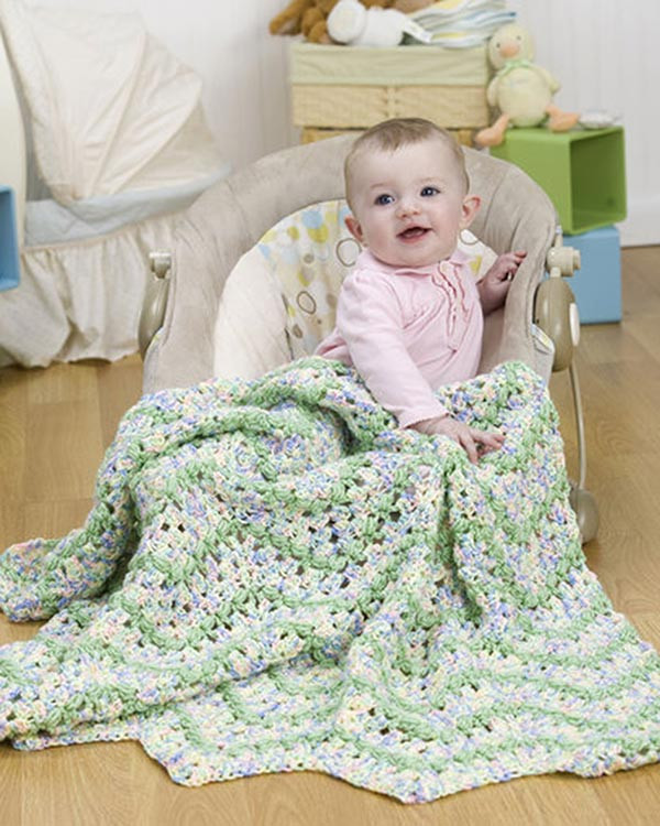 Luxury Free Blissful Baby Afghan Crochet Pattern From Redheart Red Heart Free Crochet Afghan Patterns Of Great 49 Ideas Red Heart Free Crochet Afghan Patterns