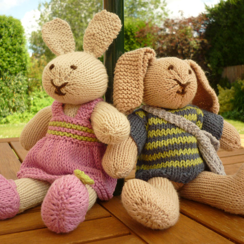 Luxury Free Bunny Rabbit Knitting Patterns Very Simple Free Knitted Bunny Pattern Of Unique 40 Pics Knitted Bunny Pattern