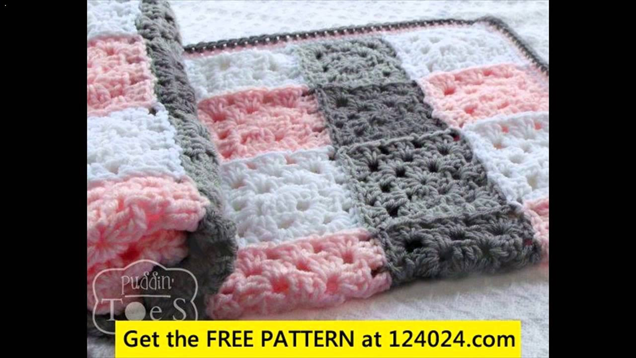 Luxury Free Crochet Baby Blanket for Beginners Crochet Blanket Patterns Youtube Of Innovative 46 Images Crochet Blanket Patterns Youtube