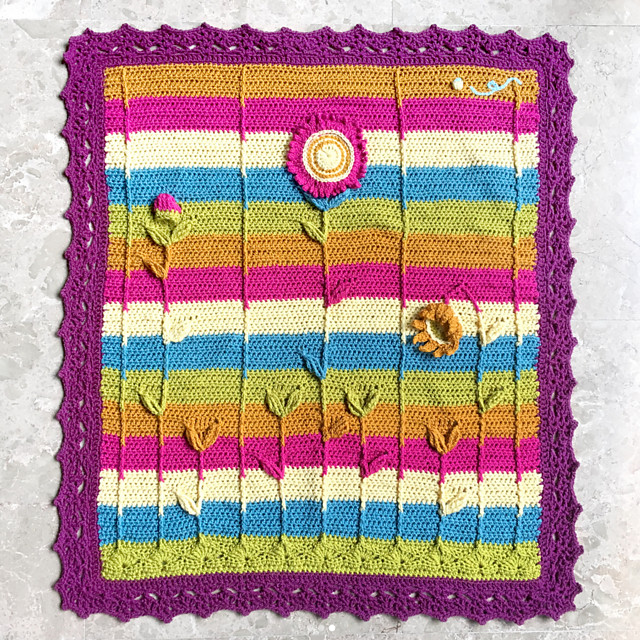 Luxury Free Crochet Baby Blankets with Flowers Archives ⋆ Crochet Sunflower Crochet Blanket Of Contemporary 48 Ideas Sunflower Crochet Blanket