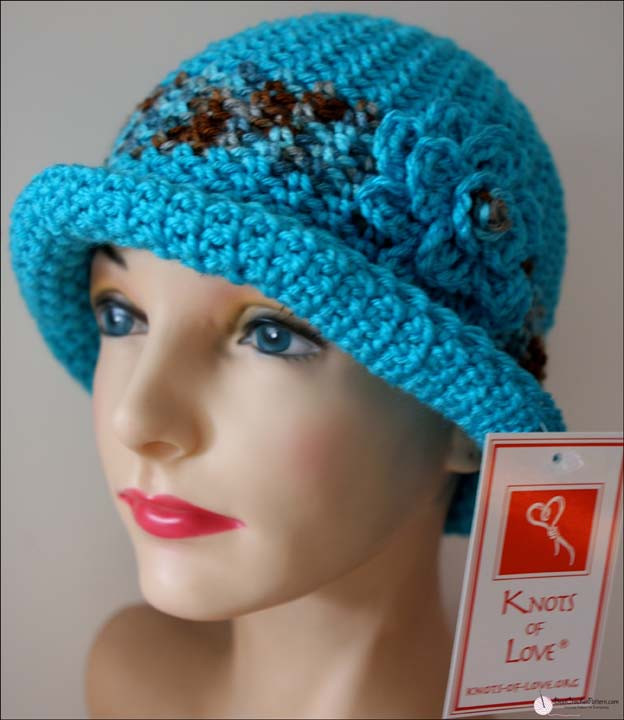 Free Crochet Hat Patterns for Cancer Patients