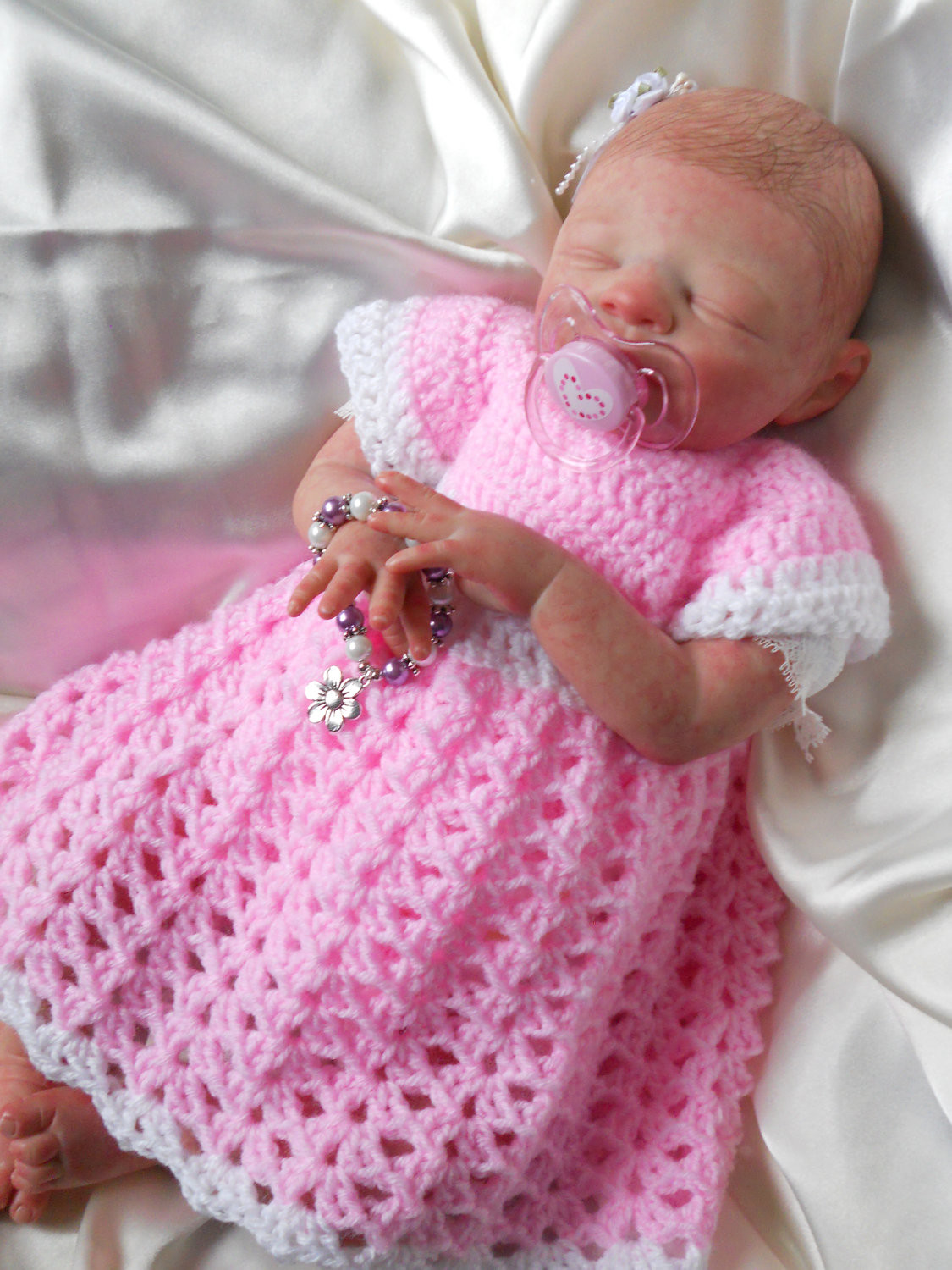 Free Crochet Patterns Baby Dresses