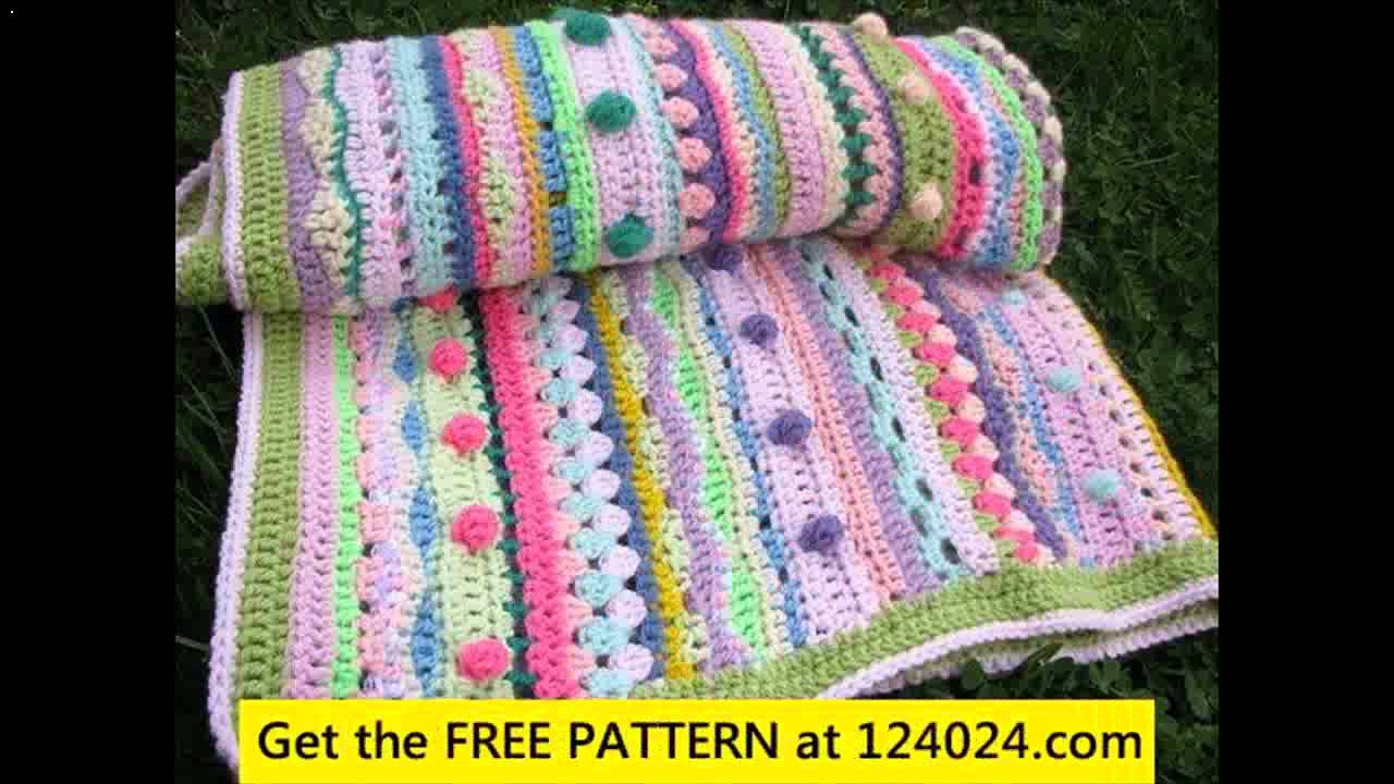 Luxury Free Crochet Patterns for Baby Blankets Crochet Blanket Patterns Youtube Of Innovative 46 Images Crochet Blanket Patterns Youtube