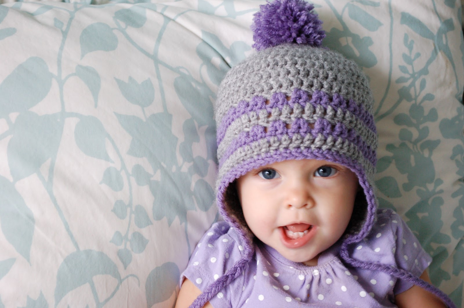 Luxury Free Crochet Patterns for Baby Hats with Ear Flaps toddler Hat with Ear Flaps Of Innovative 48 Models toddler Hat with Ear Flaps