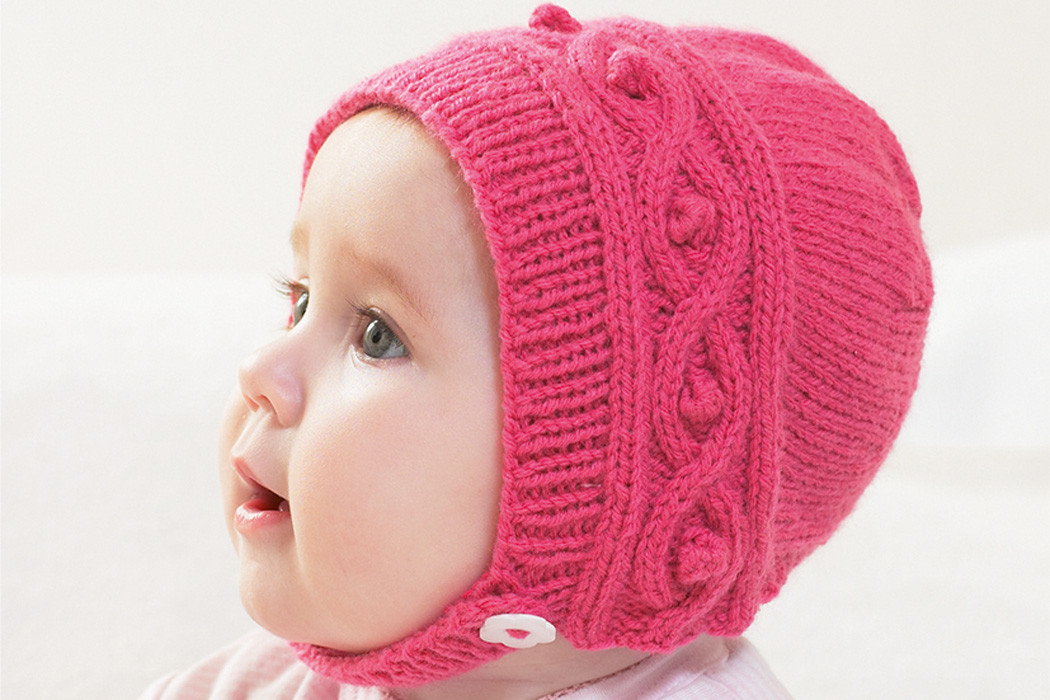 Luxury Free Knitted Cable Bonnet Pattern Hobbycraft Blog Baby Bonnet Knitting Pattern Of Contemporary 43 Photos Baby Bonnet Knitting Pattern
