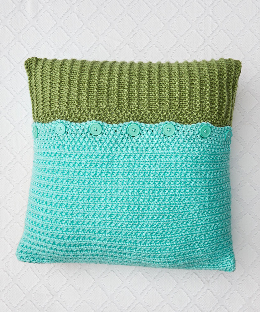 Luxury Free Knitting Pattern for A Modern Knit Pillow ⋆ Knitting Bee Modern Knitting Patterns Of Great 50 Images Modern Knitting Patterns