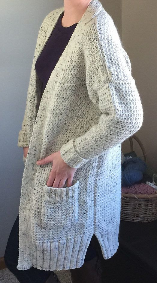 Luxury Free Knitting Pattern for Four Row Repeat Long Weekend Long Cardigan Knitting Pattern Of Adorable 44 Models Long Cardigan Knitting Pattern