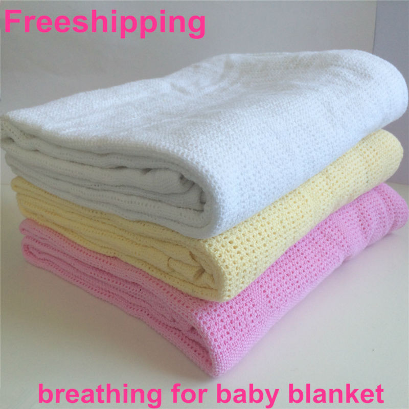 Luxury Free Shipping Natural Health Cotton Baby Kid Blanket Cotton Knit Baby Blanket Of Awesome 41 Models Cotton Knit Baby Blanket