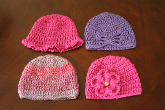 Halfknits Charity Knitting and Crochet Group Hat