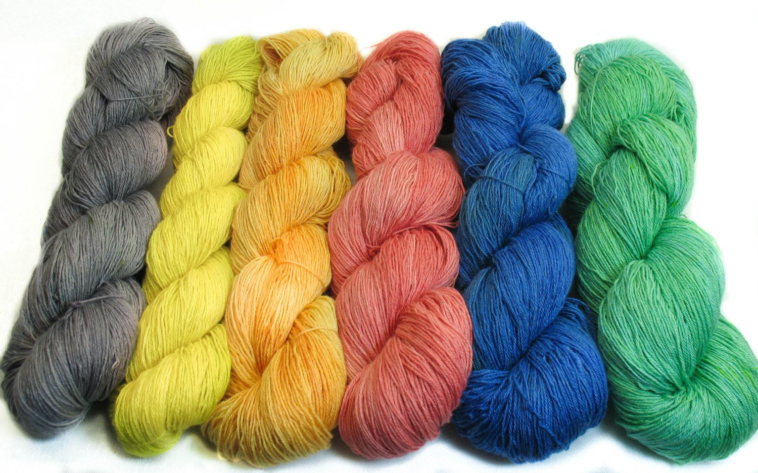 Luxury Hand Dyed Silk Superwash Wool Yarn Thread Crochet Yarn Lace Hand Crochet Yarn Of Delightful 43 Models Hand Crochet Yarn