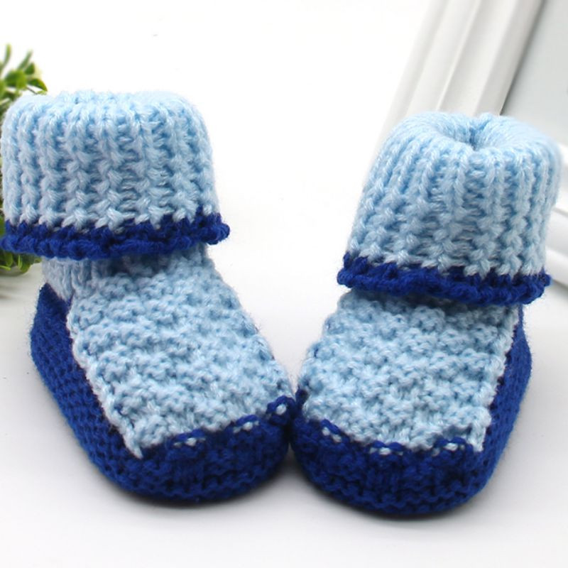 Luxury Handmade Newborn Baby Infant Boys Girls Crochet Knit Crochet Baby Boy Booties Of Luxury 45 Models Crochet Baby Boy Booties